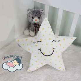 Star Decor Pillow