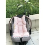 Solid Color Series Powder Stroller Bottom Cushion