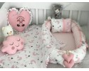 Moonlight Series Pink Babynest Set