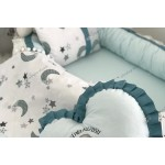 Moonlight Series Green Babynest Set