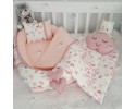 Butterfly Series Powder Babynest Set v1