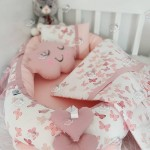 Butterfly Series Powder Babynest Set v2