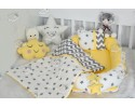 Big Star Series Yellow Babynest Set