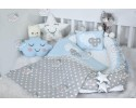 Star Series Blue Babynest Set v2 Heart Design