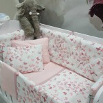 Powder Butterfly White Combine Sleep Set